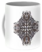 Nature's Filigree Coffee Mug