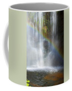 Natures Rainbow Falls Coffee Mug