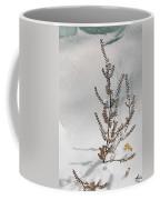 Natures Snow Coat Coffee Mug