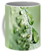 Nature's Teardrops Coffee Mug