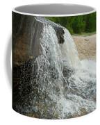 Natures Water Fountain Coffee Mug