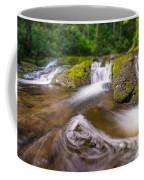 Nature's Water Slide Tilt Shift Coffee Mug