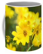 Natures Yellow Coffee Mug