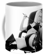 Naughty Girl Coffee Mug