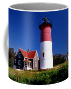 Nausett Lighthouse Coffee Mug