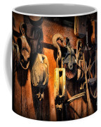 Nautical - Boat - Block And Tackle  Coffee Mug by Paul Ward