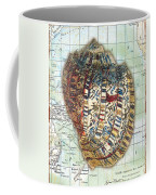 Nautical Journey-d Coffee Mug