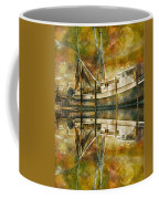 Nautical Timepiece Coffee Mug