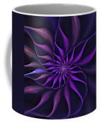 Nautilus Fractalus Moongarden Coffee Mug