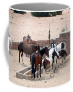 Navajo Herd Coffee Mug