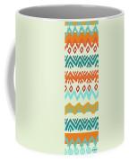 Southwest Pattern I Coffee Mug