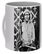Navajo Shaman, C1880 Coffee Mug