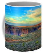 Navajo Sunset Coffee Mug