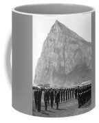 Naval Review At Gibraltar Coffee Mug