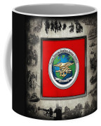 Naval Special Warfare Group Three - N S W G-3 - Over Navy S E A Ls Collage Coffee Mug