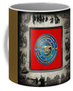 Naval Special Warfare Group Two - N S W G-2 - Over Navy S E A Ls Collage Coffee Mug