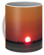 Navarre Beach Sunset Coffee Mug