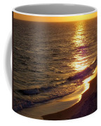 Navarre Sunset Surf Coffee Mug