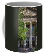 Navarro County Courthouse Coffee Mug