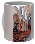 Nave Of The Church Of Our Lady Coffee Mug