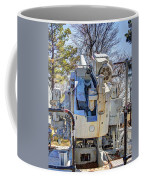 Navel  Gun Loders Eye View Coffee Mug