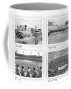Navin Field Briggs Tiger Stadium Comerica Park Coffee Mug