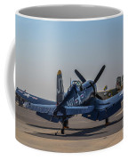 Navy Corsair Coffee Mug