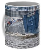 Navy Landing Craft 325 Coffee Mug