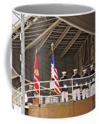 Navy Men Coffee Mug