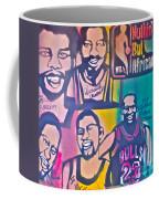 Nba Nuthin' But Africans Coffee Mug