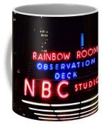 Nbc Studios Coffee Mug