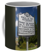 Nc-a33 Wreck Of The Metropolis Coffee Mug