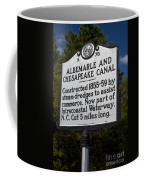 Nc-a76 Albemarle And Chesapeake Canal Coffee Mug