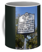 Nc-a80 Hugh Cale 1835-1910 Coffee Mug