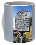 Nc-b2 Fort Huger Coffee Mug