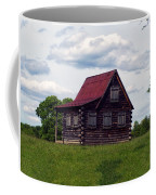 Nc Log Home 2 Coffee Mug