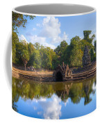 Neak Poan Temple Coffee Mug