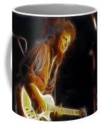 Neal Schon-gc18a-fractal Coffee Mug