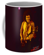 Neal Schon Special Guest With Ronnie Montrose Of Gamma Coffee Mug