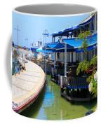 Near The Harbour Coffee Mug