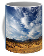 Near The Intersection Of God And The Eastern Sierras Coffee Mug