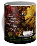 Near To The Heart Of God Coffee Mug