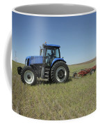 Nebraska Farming Coffee Mug