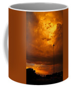 Nebraska Fire Coffee Mug