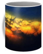 Nebraska Mammatus Sunset Coffee Mug