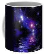 Nebula Reflection Coffee Mug