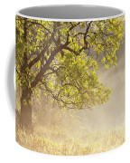 Nebulous Tree Coffee Mug by Heiko Koehrer-Wagner