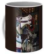 Neck And Neck Coffee Mug