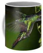 Nectar Feeding Hummingbird Coffee Mug