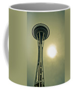 Needle In A Cloud Stack Coffee Mug